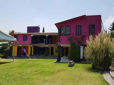 Venta De Jardín Para Eventos Sociales, Tepotzotlán