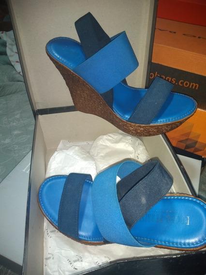 Lindos Zapatos De Dama Talla 39 Marca Bruno Ferrini
