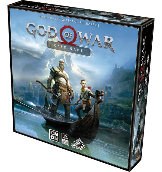 Jogo God Of War Card Game