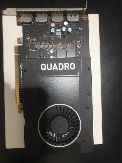 Placa De Vídeo Nvidia Pny Quadro Series P2000 Vcqp2000-porpb