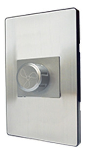 Placa Metálica Con Dimmer Ad-4679 Accesorio Hogar Adir