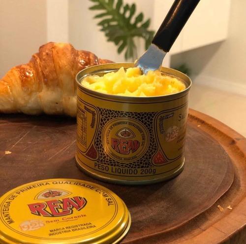Imagem 1 de 1 de Manteiga De Lata