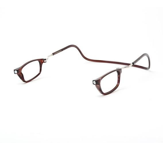 Lentes Anteojos Gafas Armazones Con Imán 4 Colores En Stock