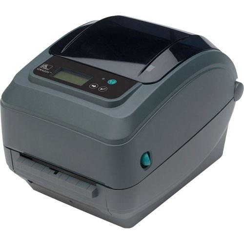 Impressora De Etiquetas Zebra Gx420 Com Cortador De Etiqueta
