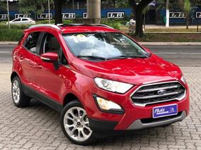 Ford Ecosport Titanium 1.5 Automatico Flex Único Dono 2mkm !