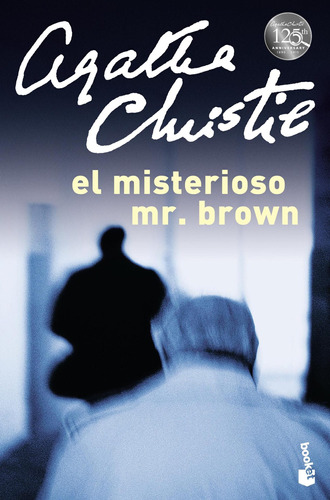 Imagen 1 de 1 de El Misterioso Mr Brown Agatha Christie Booket