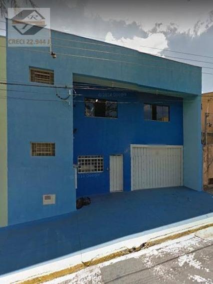 Prédio À Venda, 250 M² Por R$ 382.500,00 - Vila Exposição - Franca/sp - Pr0020