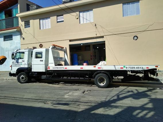 Guincho Plataforma Vw Delivery 10.160 Branco, 2014