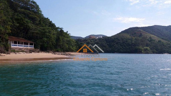 Ilha Com 1 Dormitório À Venda, 31350 M² Por R$ 1.800.000,00 - Ubatuba/sp - Il0001