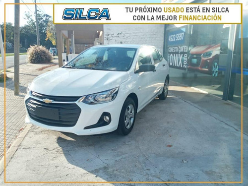 Chevrolet Onix Ls 1.2 2021 Blanco 0km