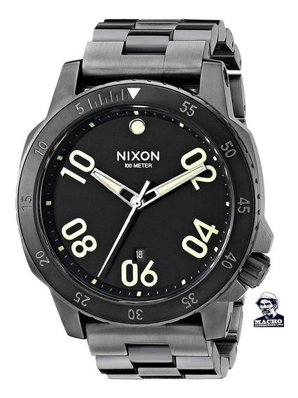 Reloj Nixon Ranger A5061418 Original Nuevo En Caja Garantía
