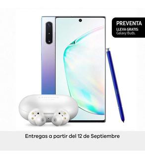Samsung Galaxy Note 10 Silv 256 Gb+aud Samsung Prsex