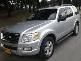Ford Explorer Xlt 2011 Blindada