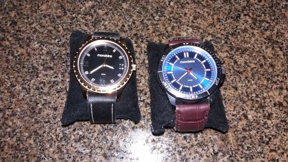 2 Relógio Mondaine Promoção