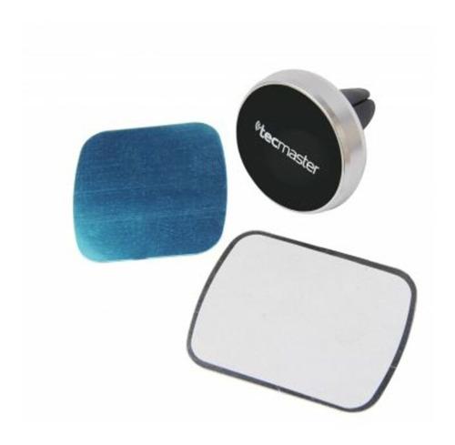 Tecmaster Soporte Celular Magnético Para Auto Rejilla