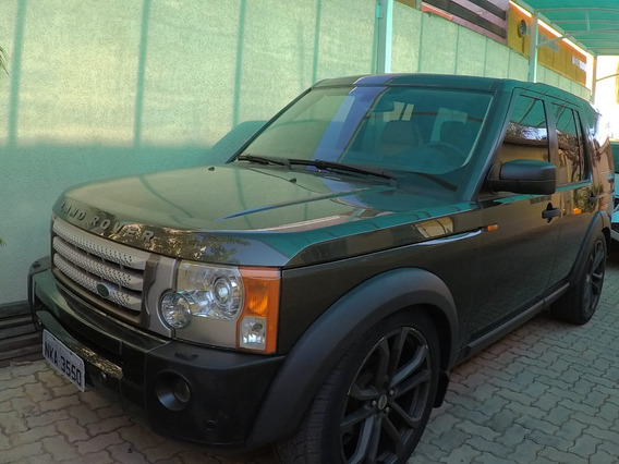 Land Rover Discovery 3 2.7