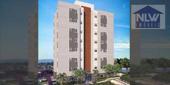Apartamento Residencial À Venda, Jardim São Luiz, Jandira. - Ap0587