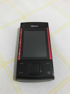 Nokia X3-00 Slide