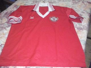 Camiseta Futbol Manchester United Marca Grand Sport Talle L