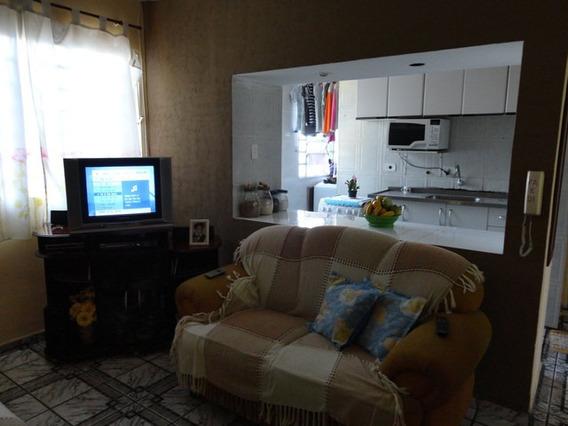 Excelente Apartamento Cdhu - Itaim Paulista, São Paulo - Sp