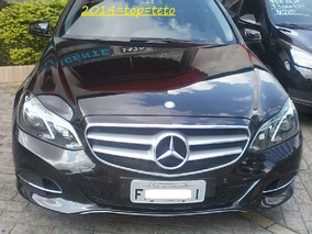 Mercedes Benz E 250 Top Linha 2014 Com Teto=linda.........