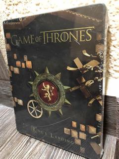Game Of Thrones Juego De Tronos Steelbook Temporada 2