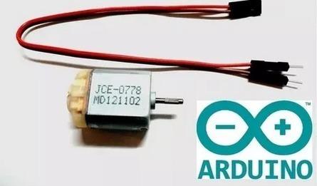 Motor Dc 3v A 12v De 12000 A 16000 Rpm Arduino Robótica