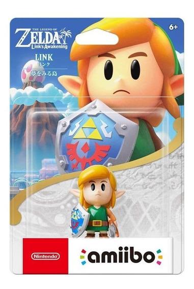 Amiibo Link Awakening Edicion Zelda Nuevos Blister Cerrado