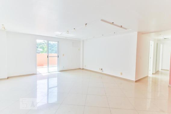 Apartamento No 1º Andar Com 4 Dormitórios E 2 Garagens - Id: 892888877 - 188877