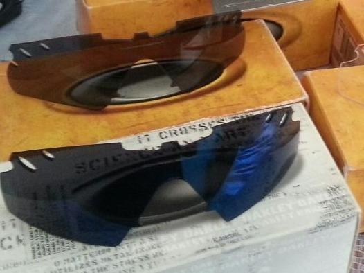 Micas Para M-frame Magnesio Oakley 100% Original