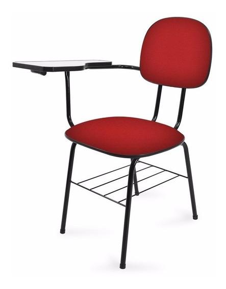 Cadeira Universitária Palito C/ Porta Livro
