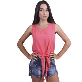 Blusa Feminina Com Renda 1001 Coisa - Asya Fashion