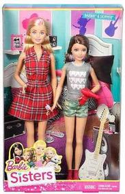 Boneca Barbie E Skipper Ref Dgx42