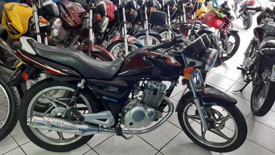 Suzuki Yes 125 2008 Linda 12 X $ 396 Ent. $ 800 Rainha Motos