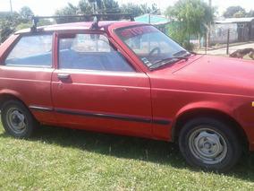 Toyota Starlet Año 81