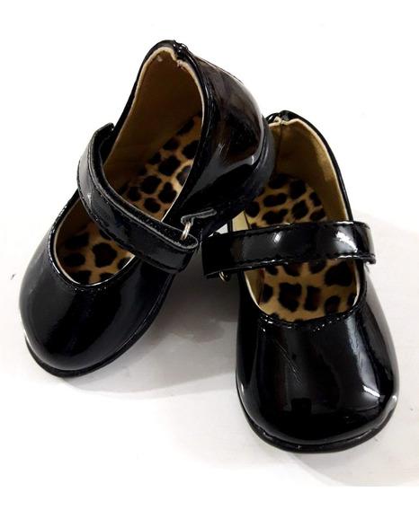 Zapatos Negros Beba Bautismo, Fiesta Cari Bambini