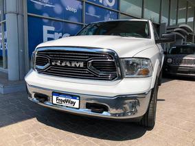 Ram 1500 4x4 2018 0km Blanco 4 Puertas