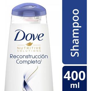 Dove Shampoo X400ml Variedades De Fragancias Farmaservis
