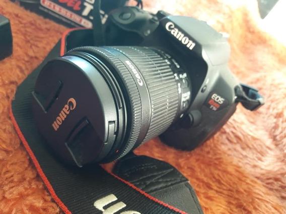 Câmera Dslr Rebel T5i Canon