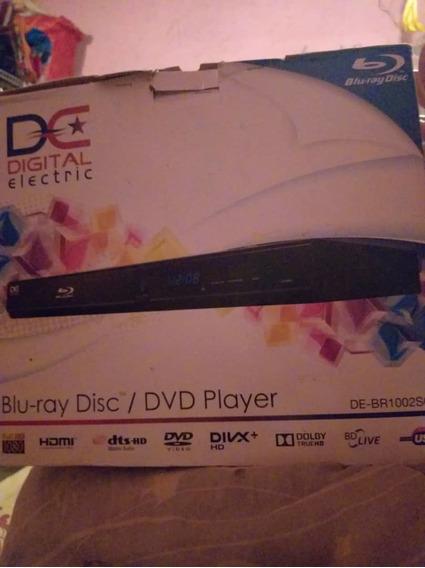 Blu Ray Digital Electric (20v) Nuevo