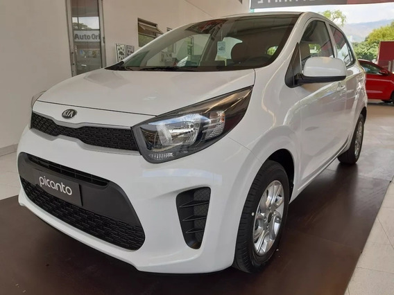 Kia All New Picanto Vibrant Mt/ 1.2l - 0km
