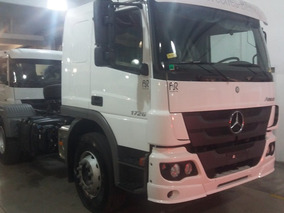 Mercedes Benz Atego 1726/36 Cd Plan De Ahorro