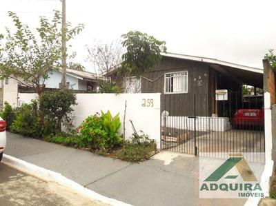 Casa Térrea Com 3 Quartos - 4501-l