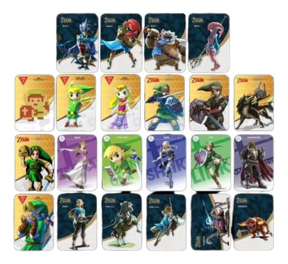 Amiibo Cards (cards De Alta Qualidade)
