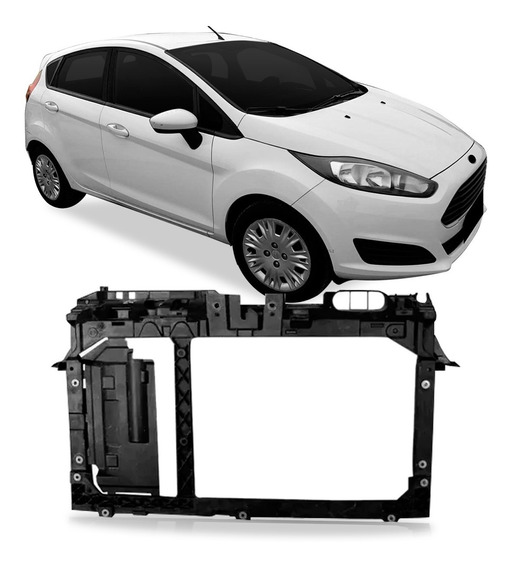 Painel Frontal Suporte Radiador Fiesta 2014 2015 2016 2017