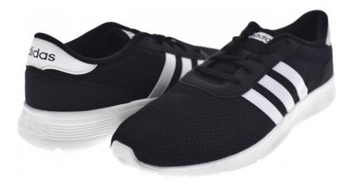 Tenis adidas Bb9774 Cblack/ftwwht/ftwwht Lite Racer 25-32 C