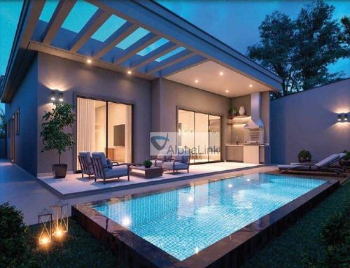 Casa À Venda, 210 M² Por R$ 2.400.000,00 - Residencial Itahyê (alphaville) - Santana De Parnaíba/sp - Ca0914