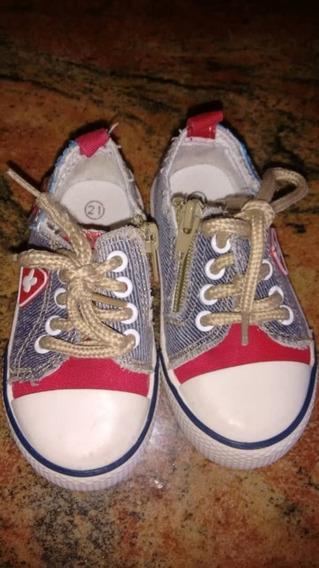 Zapatos Deportivos Tipo Converse
