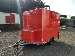 Trailer De Lanche Food Truck