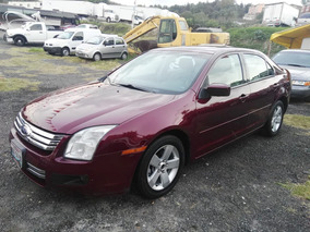 Ford Fusion Se L4 At 2007 20% Eng. 12 Mes. 12 Mes. Sin Inter